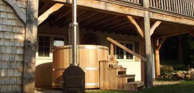 Wood Fired Hot Tubs